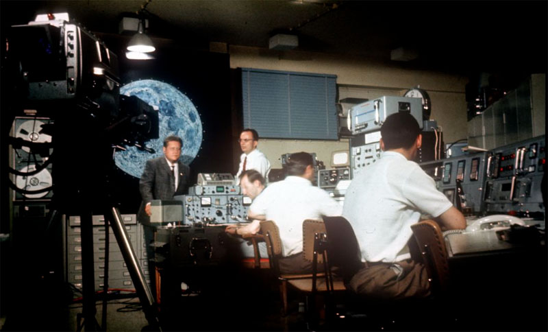 Apollo Studio 1968