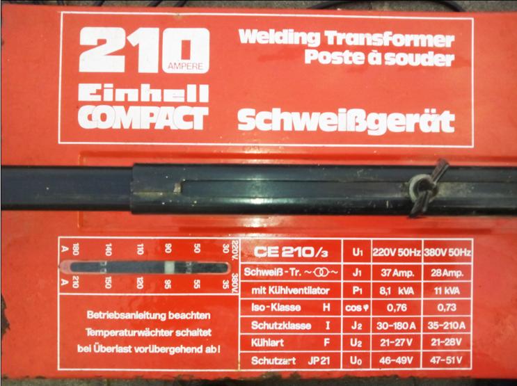 Schweissgeraet 01